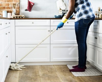 disinfect home with essential oil