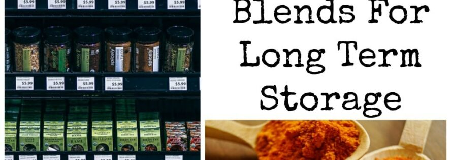 9 Salt Free Seasoning Blends For Long Term Storage