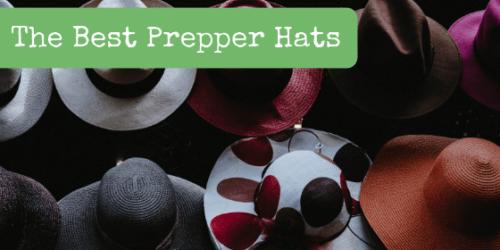 5c7ef150708 The Best Prepper Hats