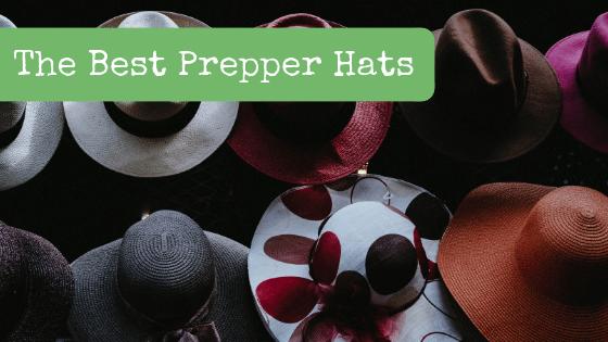 The Best Prepper Hats