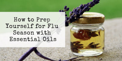 How to Prep Yourself for Flu Season with Essential Oils