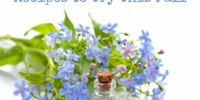 Prepping For Fall: Best Essential Oil Recipes to Try This Fall