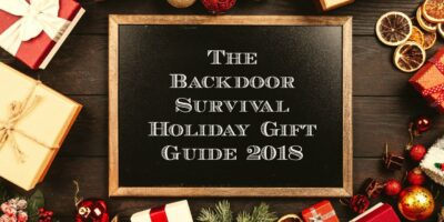The Backdoor Survival Holiday Guide 2018