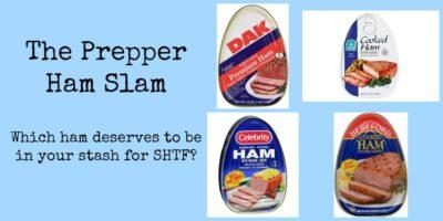 The Prepper Ham Slam