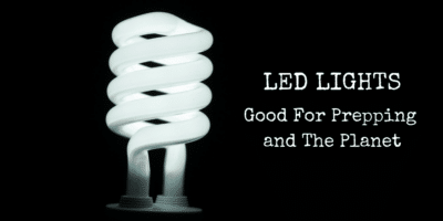 LED Lights – Good For Prepping and The Planet