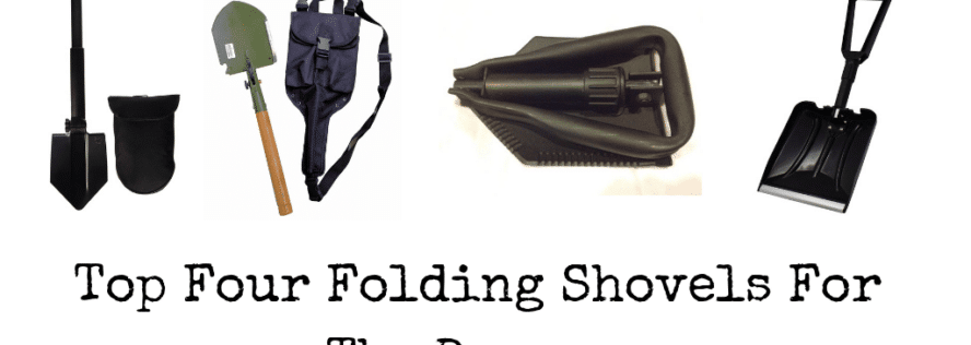 Top Four Folding Shovels For The Prepper