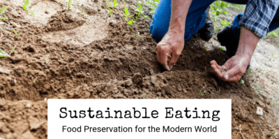 Sustainable Eating – Food Preservation for the Modern World