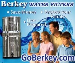 Berkely Water Filters