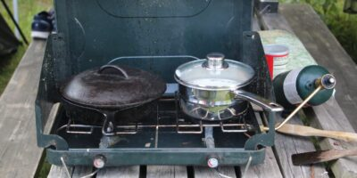 Exploring Portable Camping Stove and Oven Options