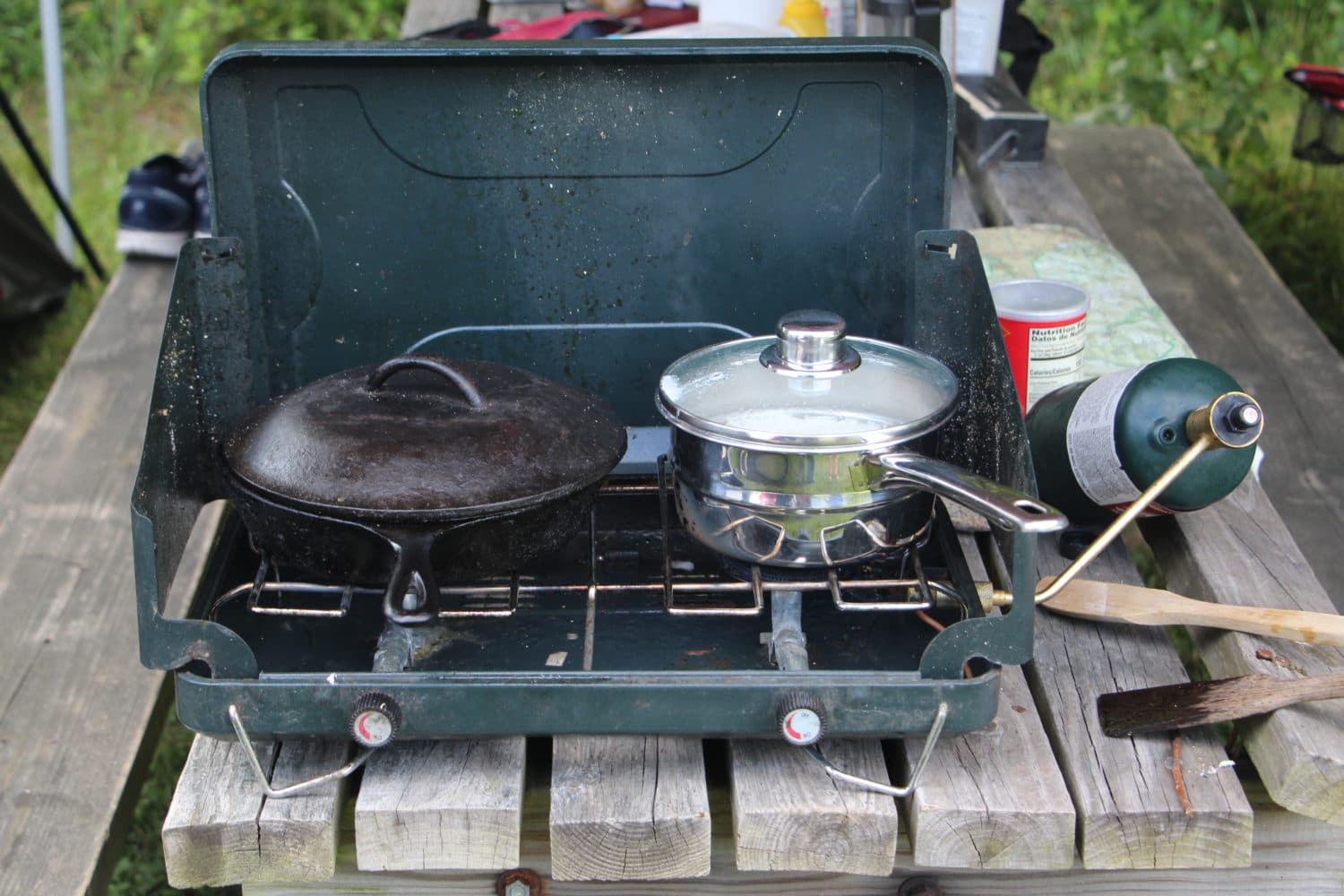 Exploring Portable Camping Stove and Oven Options | Backdoor
