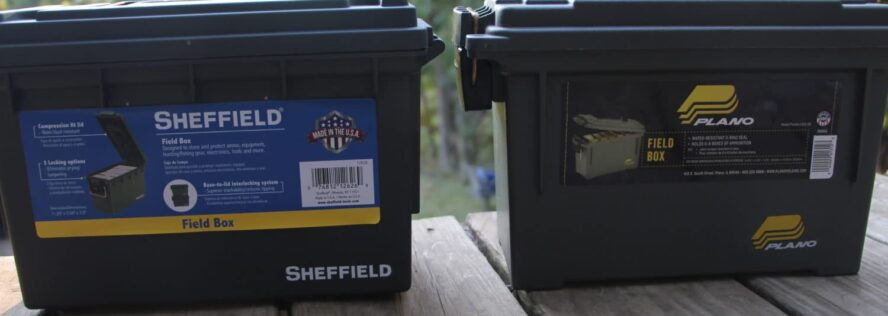 The Field Box Review: Plano Vs Sheffield
