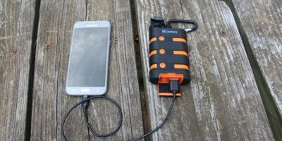 Jackery Armor 9000 mAh Charger Review