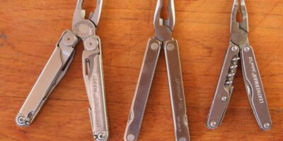 The Leatherman Special: Original Circa 1994 PST Multi-Tool, Wave, Juice C2, Skeletool KB, and Juice B2 Reviews and Comparison