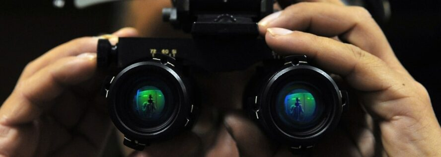 The Best Night Vision Binoculars for Preppers