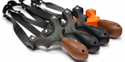 Slingshots For Hunting and Defense