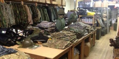 25 Military Surplus Store Items To Look For