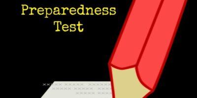 The Emergency Preparedness Test